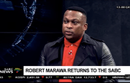 Marawa 'officially' returns to SABC, was never offered a R5 million contract