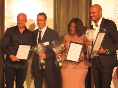 Excellence recognised and rewarded at Refinitiv's awards
