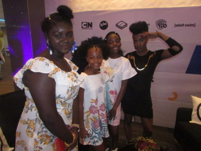 Girls celebrated for their innovative projects in inaugural Powerpuff Girls Awards