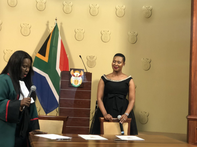 Sigh of relief as Stella Ndabeni-Abrahams appointed comms minister