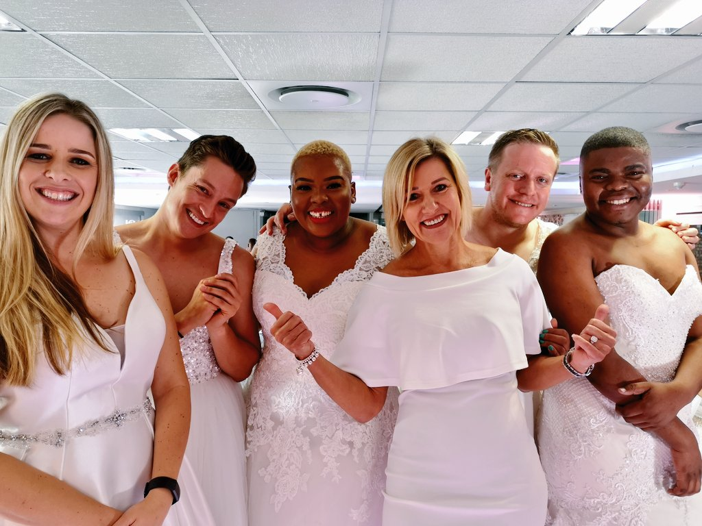 The 947 Week of the Wedding Dress