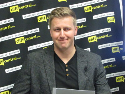 How to podcast successfully according to Gareth Cliff
