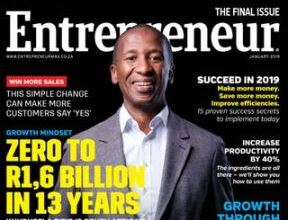 Entrepreneurmag.co.za shuts after issues with US licencing costs