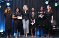 Four bursaries handed out at #MOSTAwards2019