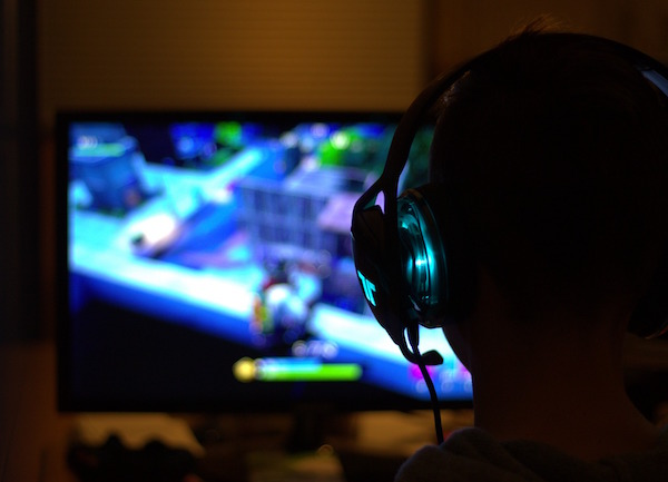 Video games as part of TV ad ecosystem