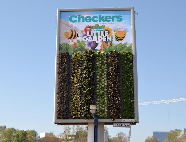 In living colour: the growing billboard stopping traffic in Joburg