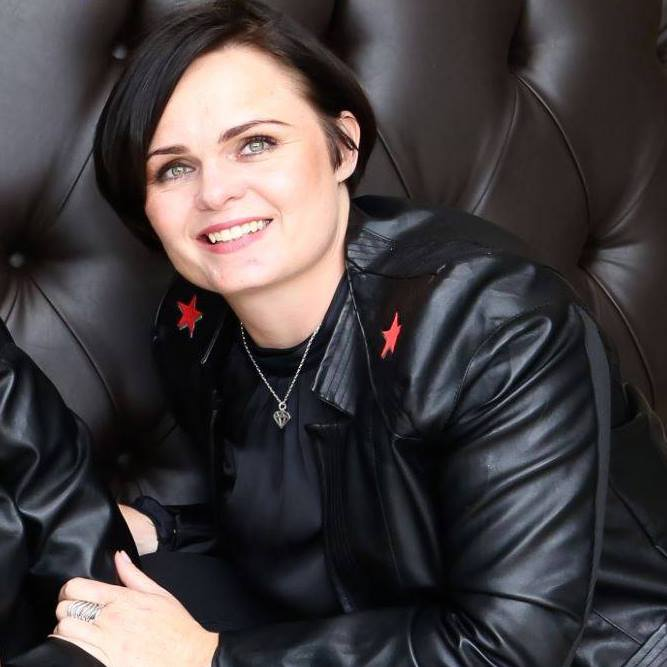 Media entrepreneur: 'Do it with heart, be brave and be true to yourself'