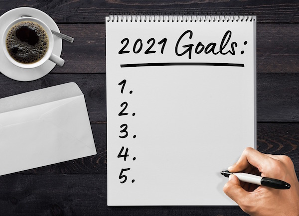 Recognising your 2020 gains, and going for 2021 goals