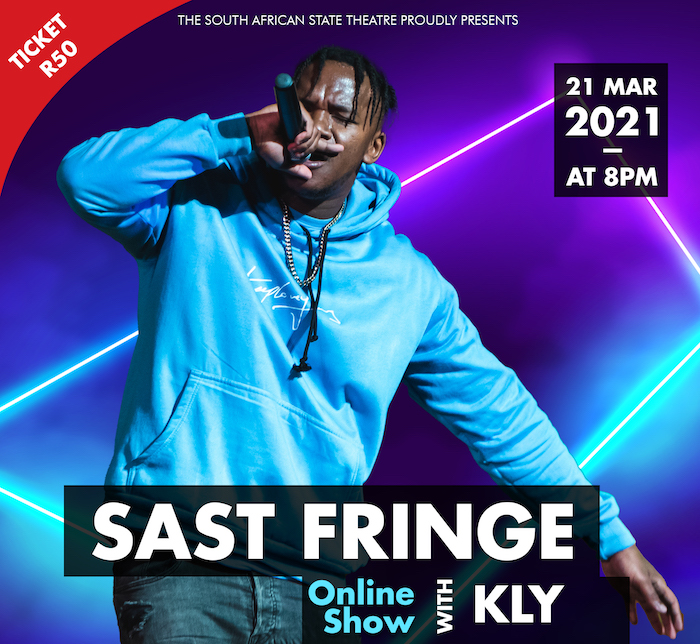 State Theatre Fringe Programme: KLY lined up to perform live on YouTube