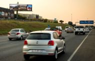 First hybrid billboard in SA offering the omni-presence of static and the flexibility of digital billboards