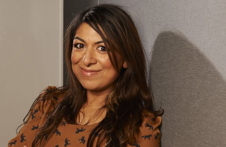 Syeda Irtizaali, COmmissioning Editor for entertainment at Channel 4