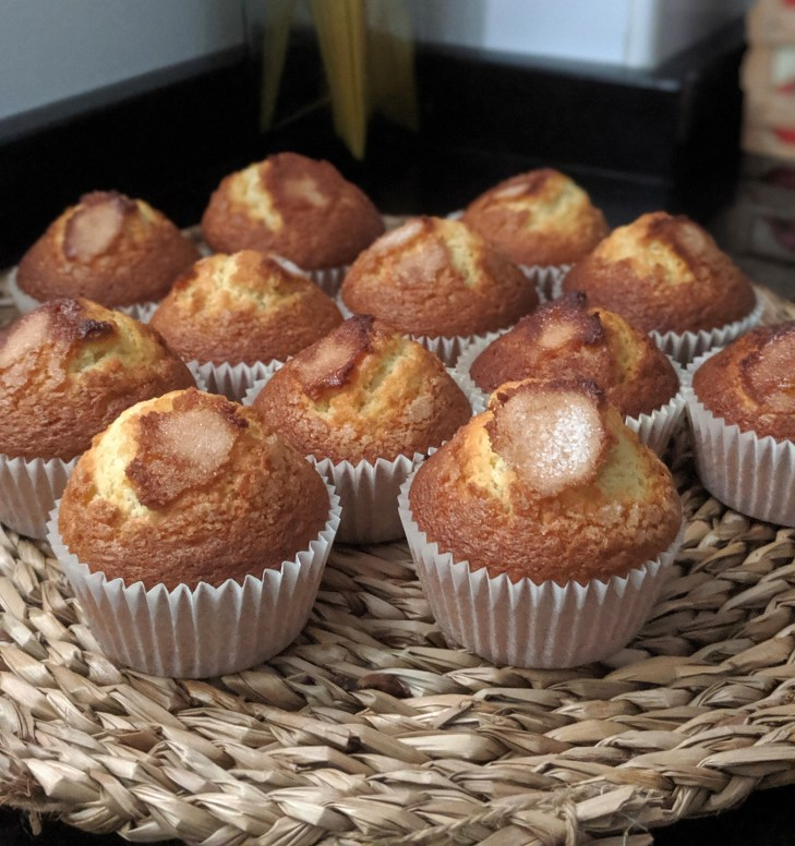 Thermomix Olive Oil Magdalenas (Olive oil Muffins)