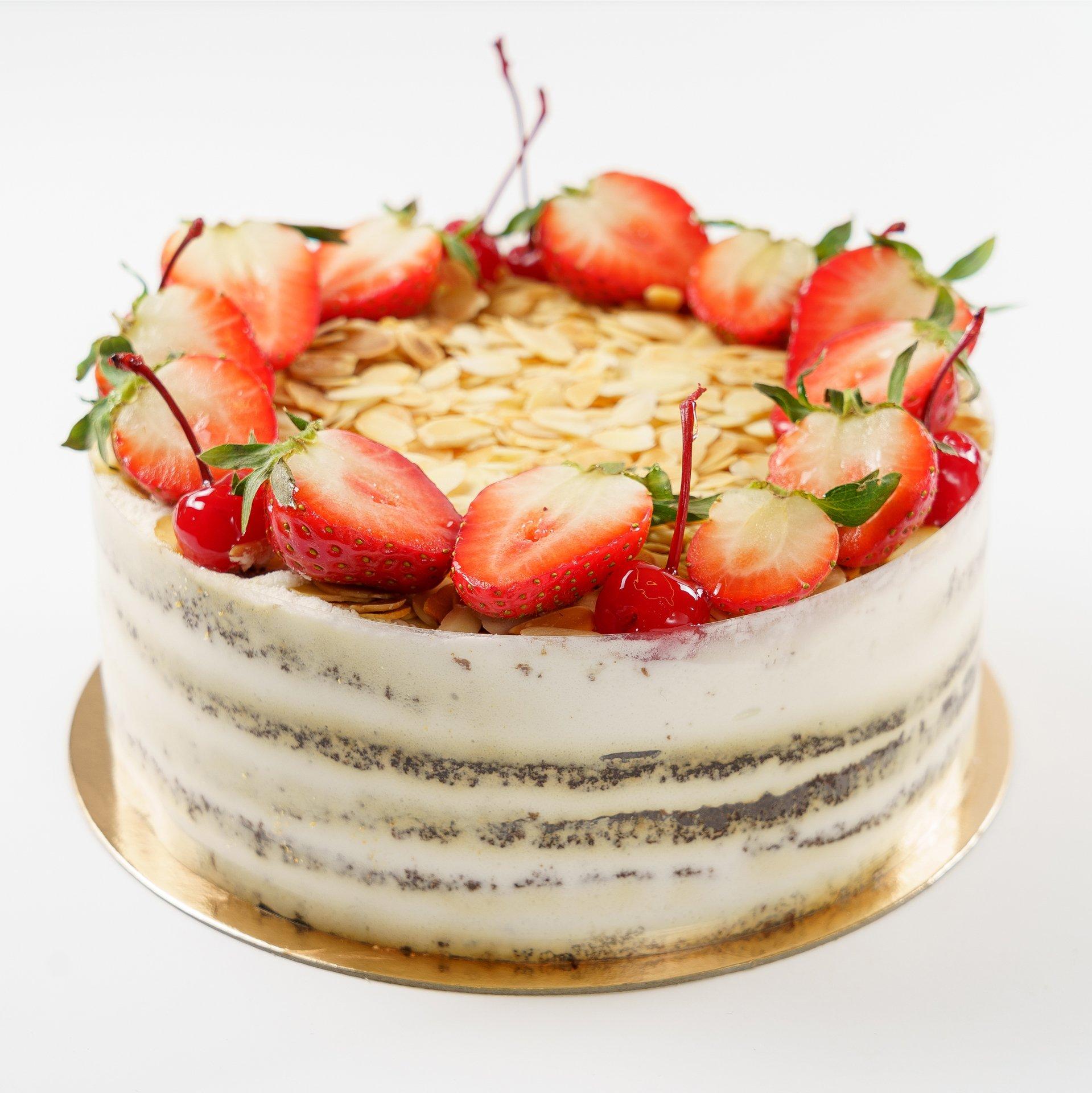 Торт «Черемуховый» (1320г)