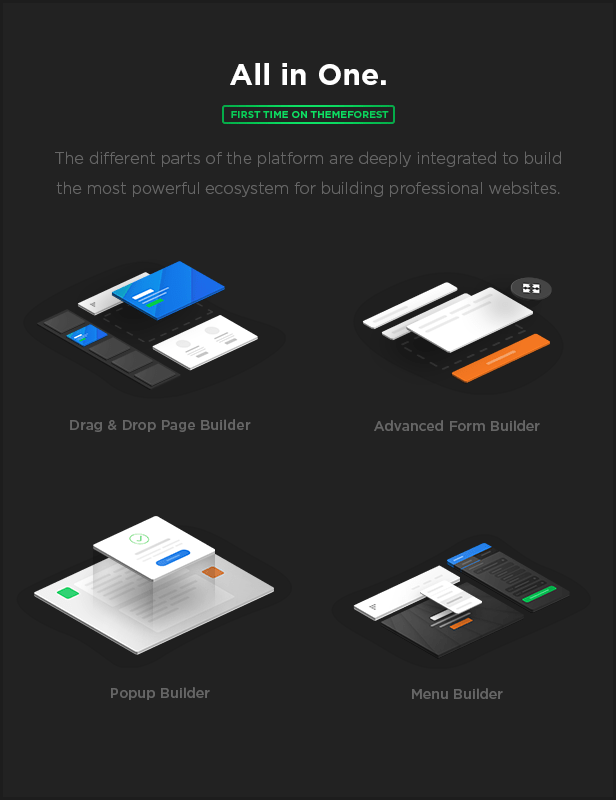 MEGAPACK – Marketing HTML Landing Pages Pack + PixFort Page Builder Access - 12