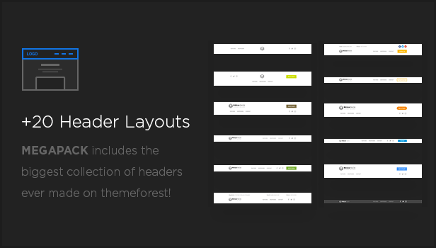 MEGAPACK – Marketing HTML Landing Pages Pack + PixFort Page Builder Access - 29