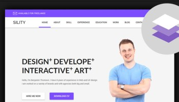 50+ Best WordPress Themes for Web & Graphic Designers 2017
