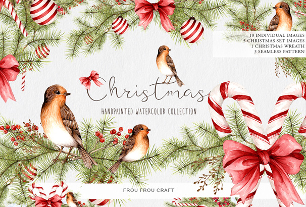 50 Best Christmas Graphics Clipart Icons Amp Illustrations