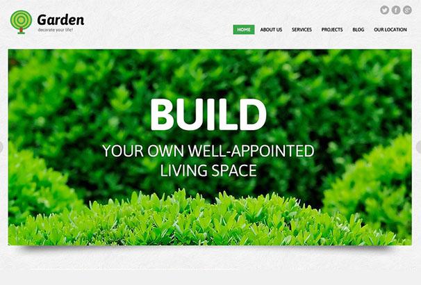 TM THemes 3 Garden