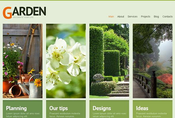 TM Themes 5 Garden Design