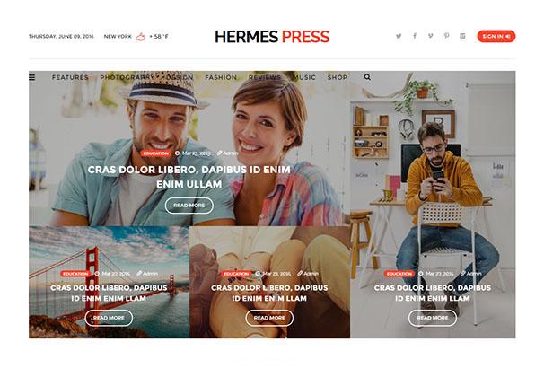TF 2 Hermes Press