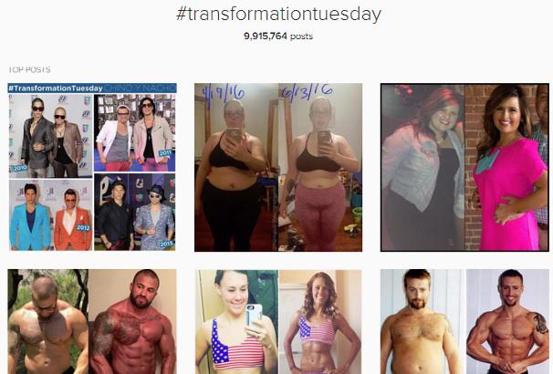 Instagram Weight Loss Blog