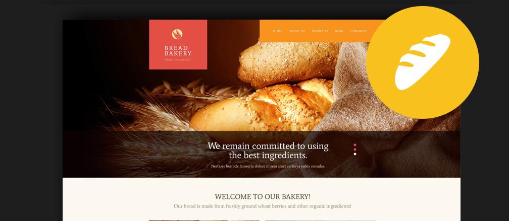 Best Bakery WordPress Themes