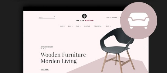 Best Furniture WordPress Themes