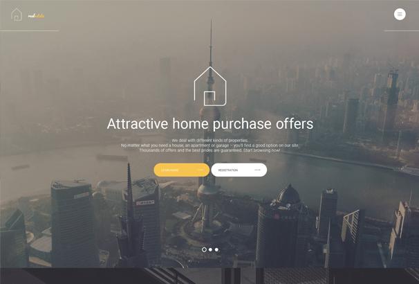 real-estate-website-template