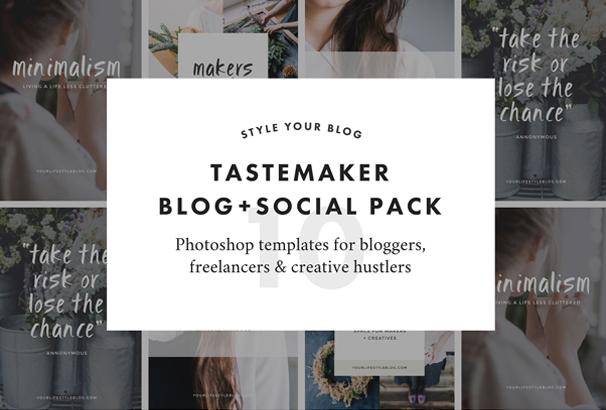 tastemaker-blog-social-pack