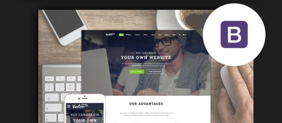 Best Business Bootstrap Templates & Themes