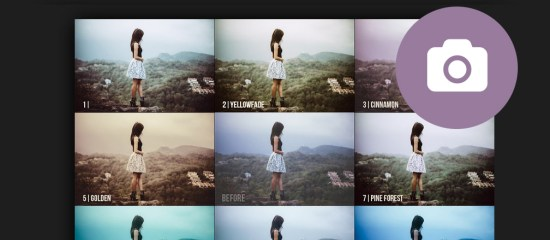 Adobe Lightroom Presets