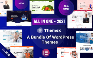 10 Fastest WordPress Themes by TemplateMonster – Best Selling
