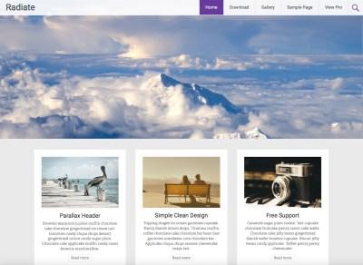 15+ Best Free Personal Blog WordPress Themes & Templates 2016