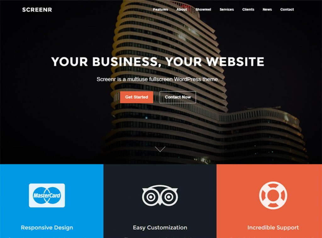20 Best Free Wordpress Landing Page Themes And Templates 2020