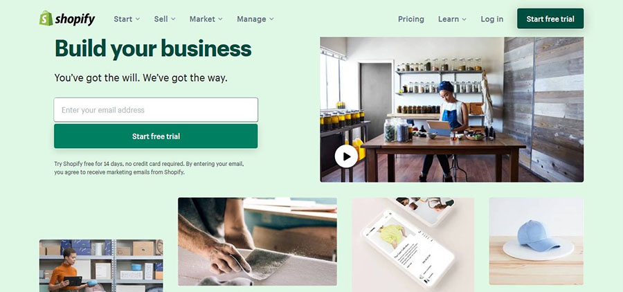 introducing shopify