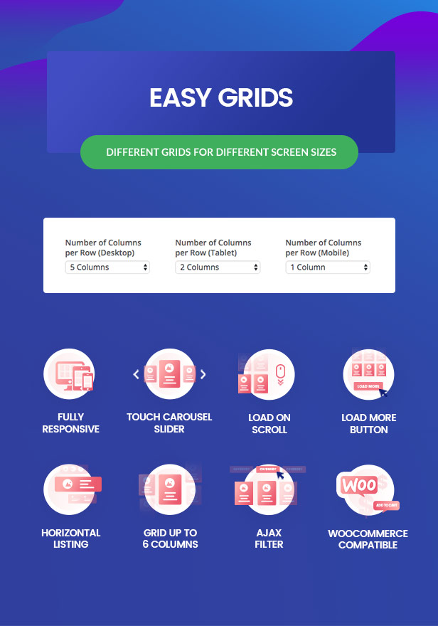 Smart Grid Builder - WPBakery Page Builder Add-on - 6
