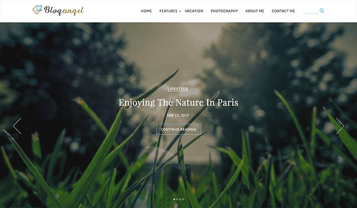 Blogangel Featured