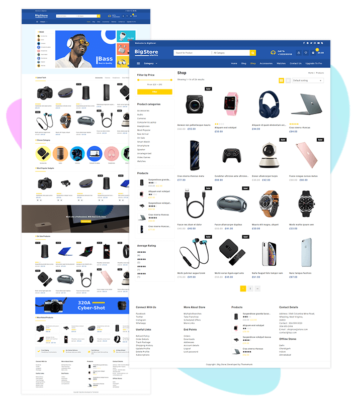 template-demo-page-one-click-electro-store