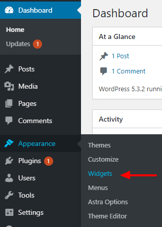 how to create a website using cpanel and wordpress