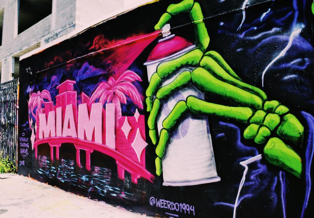 Instagram Gold: Wynwood Walls