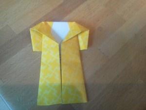 Raincoat (folded)