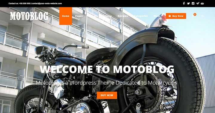 Motoblog