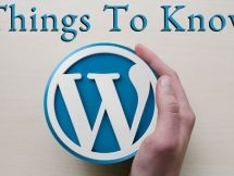 things to know about wordpress