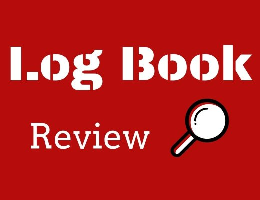 log book theme review