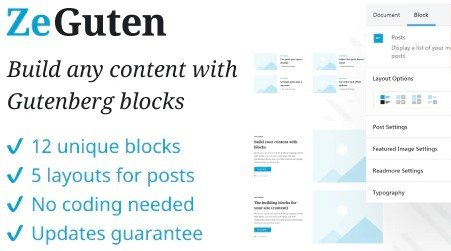 10 Best and Popular Gutenberg Plugins for WordPress in 2020