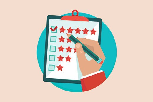 Rating And Review factors to consider before choosing a theme