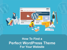 How To Find a Perfect WordPress Theme For Your Website