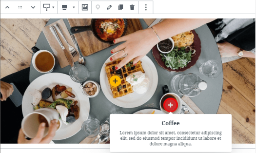 How to customize Web Log theme with Getwid Gutenberg Blocks