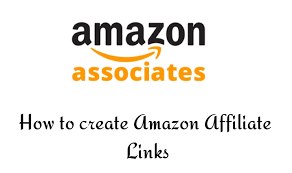 how to create amazon affiliate links?