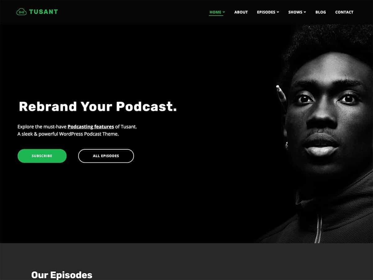 10 Best Podcast WordPress Themes Of 2021